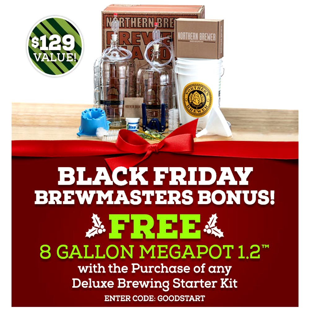 NorthernBrewer.com Black Friday Sale Promo Codes