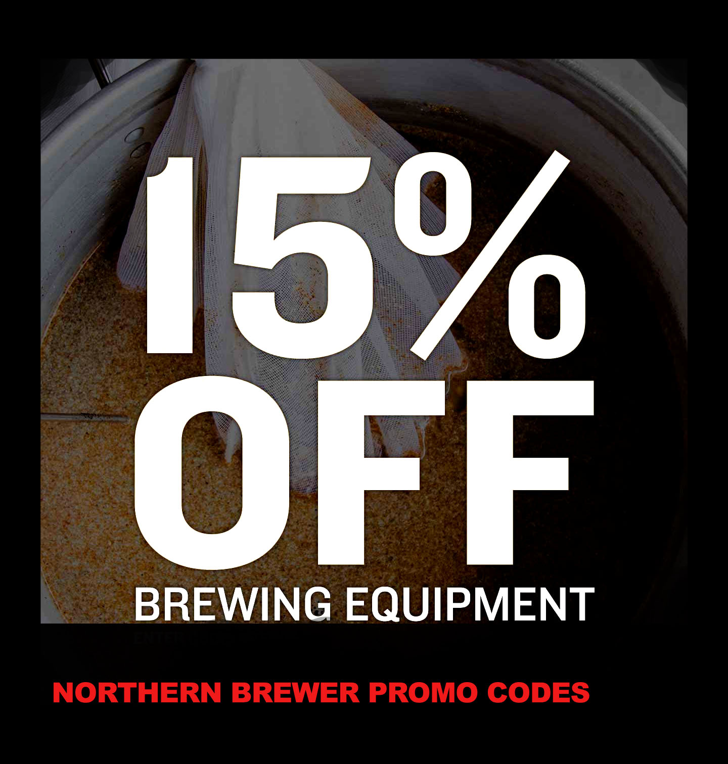Northern Brewer Save 15% On Home Beer Brewing Equipment With This NorthernBrewer.com Coupon Coupon Code