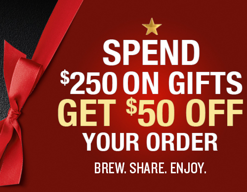 Take $50 OFF Orders of $250 or More Coupon Code