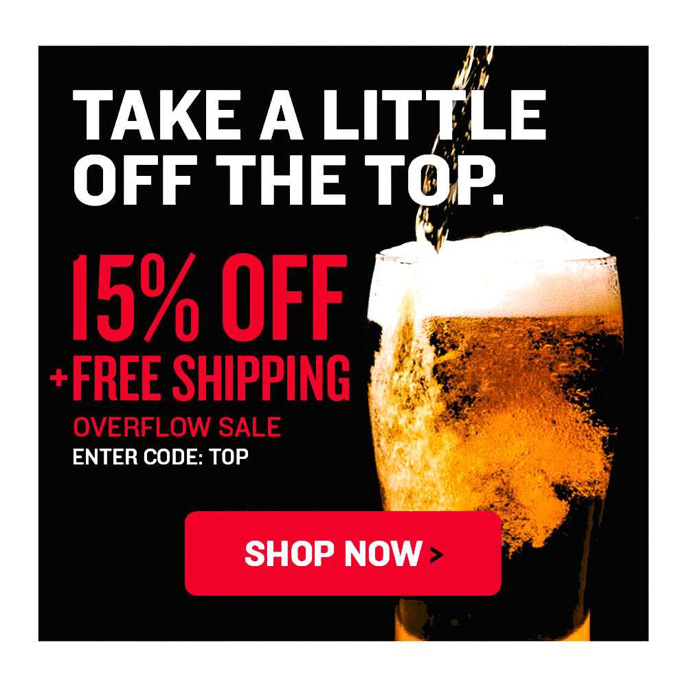 Save 15% On Your Order at Northern Brewer Coupon Code