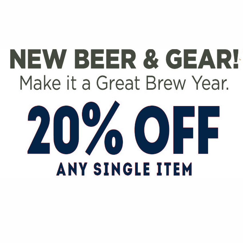 Save 20% On A Single Item at NorthernBrewer.com Coupon Code