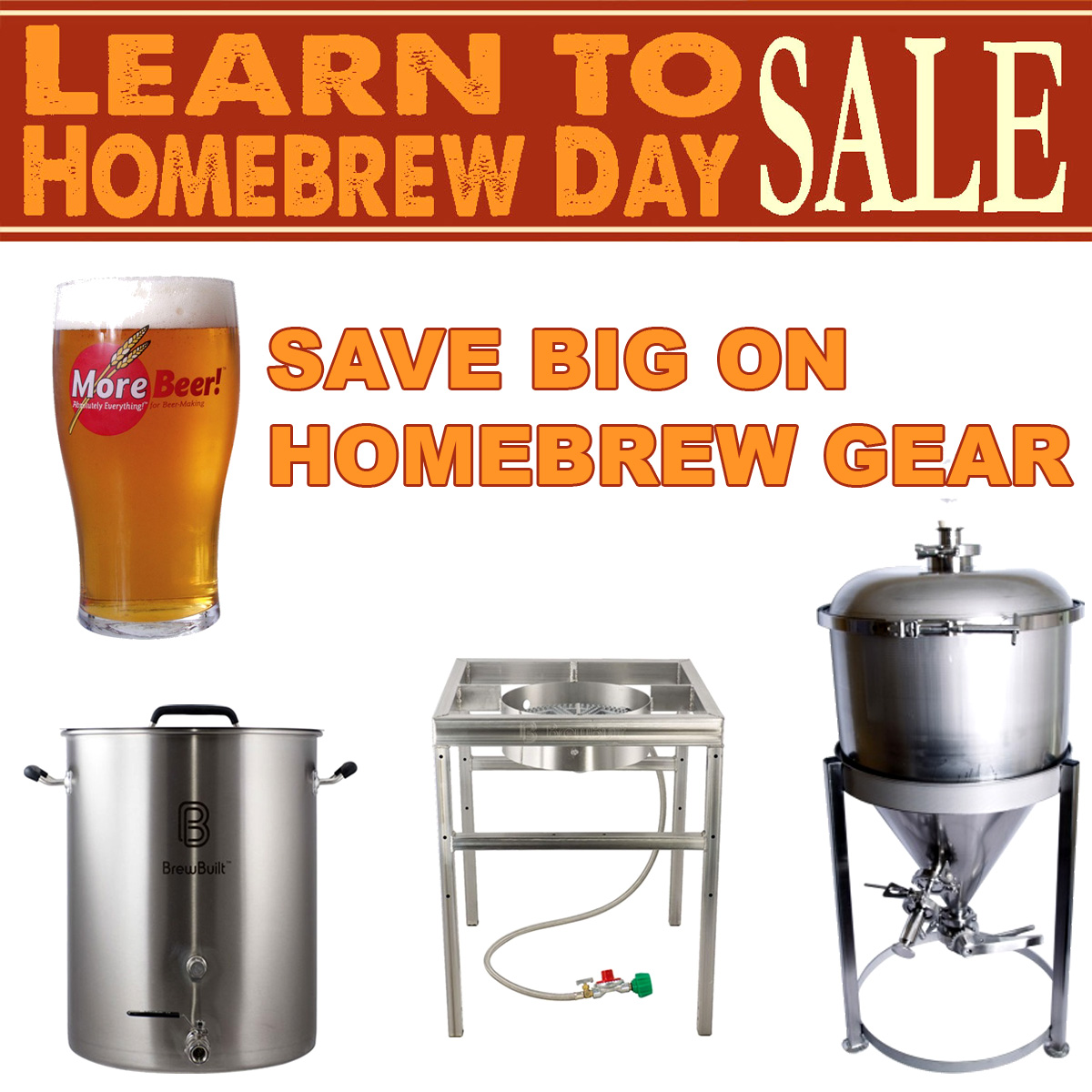 Save Up To 25% On Popular Home Brewing Items Coupon Code
