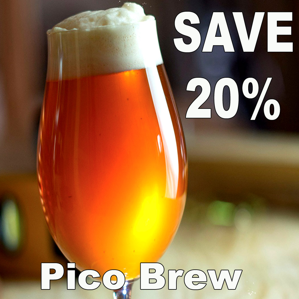 Pico Brew Home Brewing Coupon Code