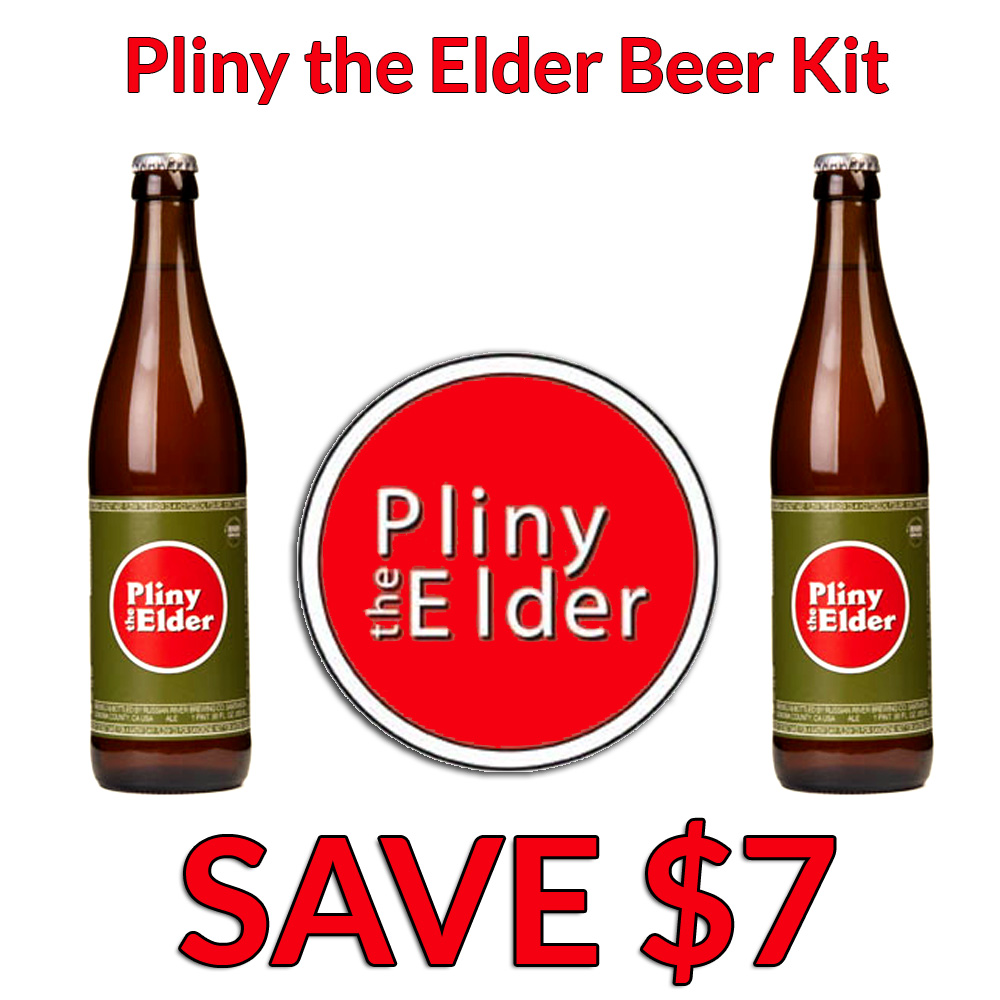Save $7 On A Pliny the Elder Home Brewing Kit Coupon Code