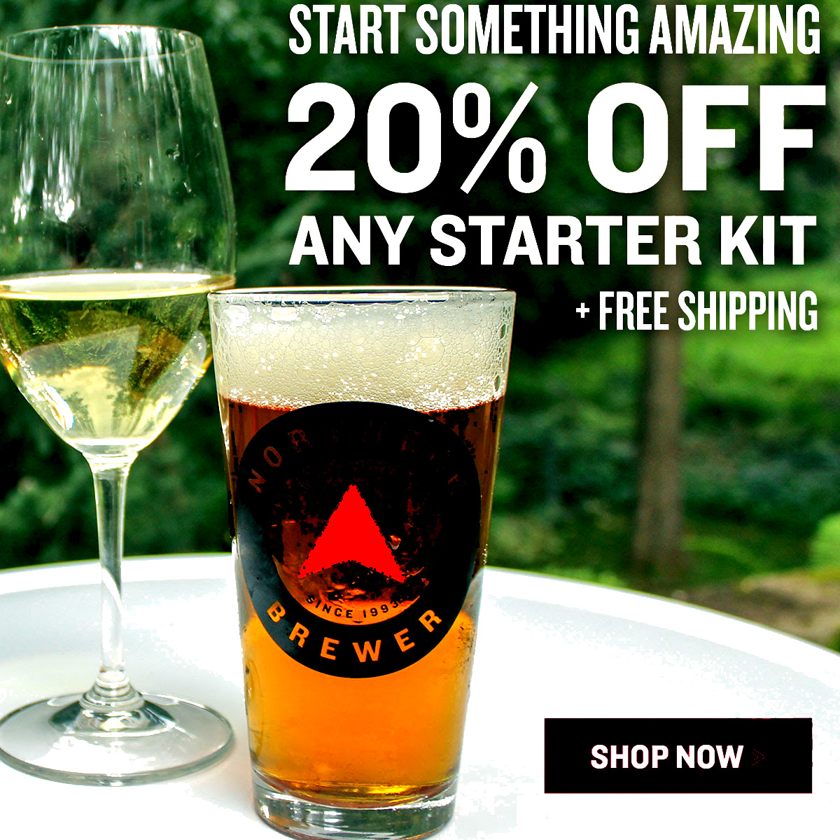 Northern Brewer Save 20% On Homebrewing Starter Kits With This Northern Brewer Promo Code Coupon Code