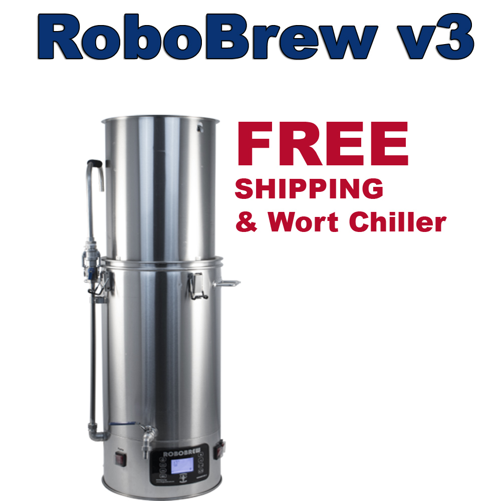 Free Shipping On The New RoboBrew Home Brewing System Coupon Code