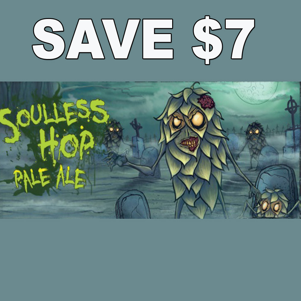 Save $7 On A Soulless Hop Pale Ale Extract Beer Kit Sale