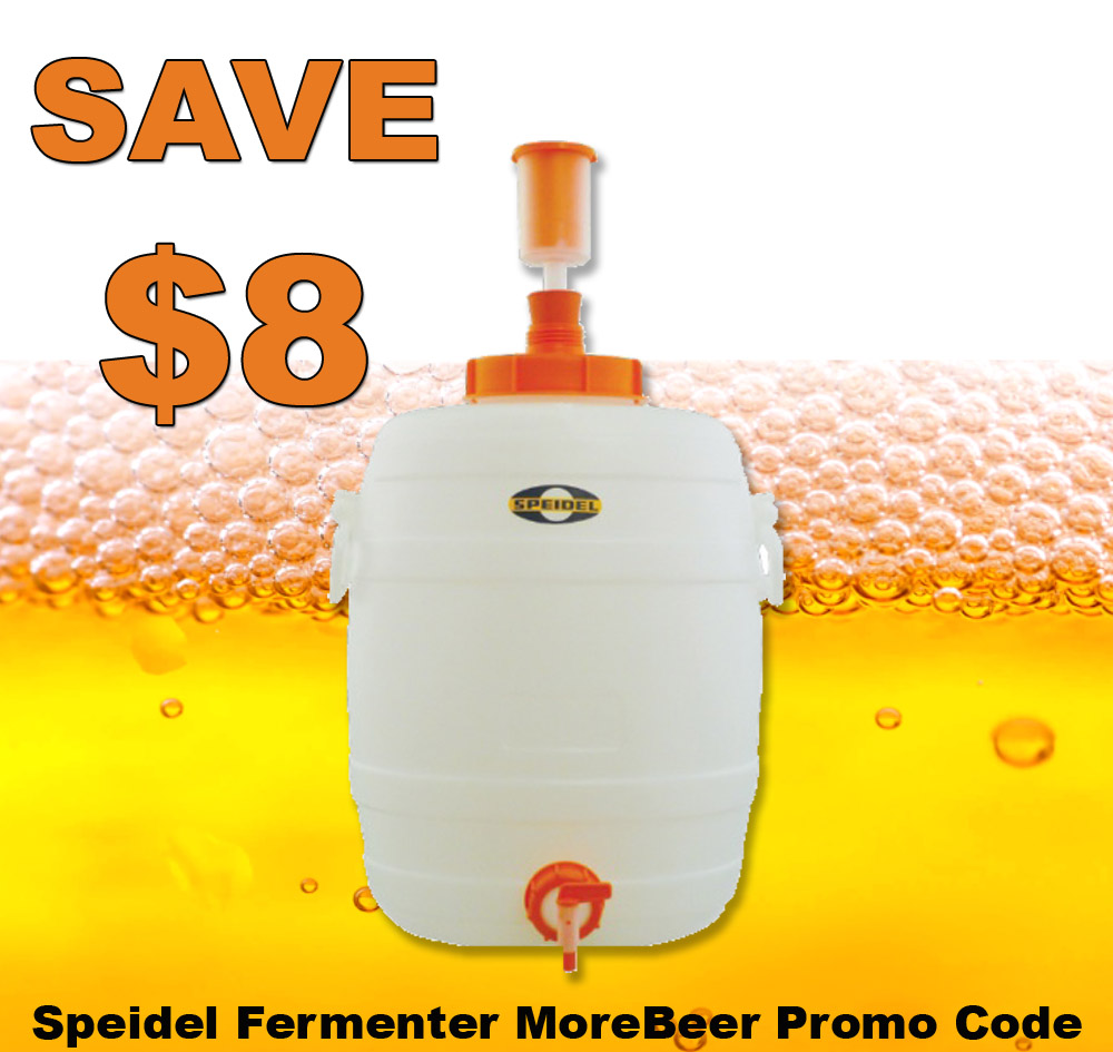 Take $8 Off A Speidel Fermenter Today Only Coupon Code