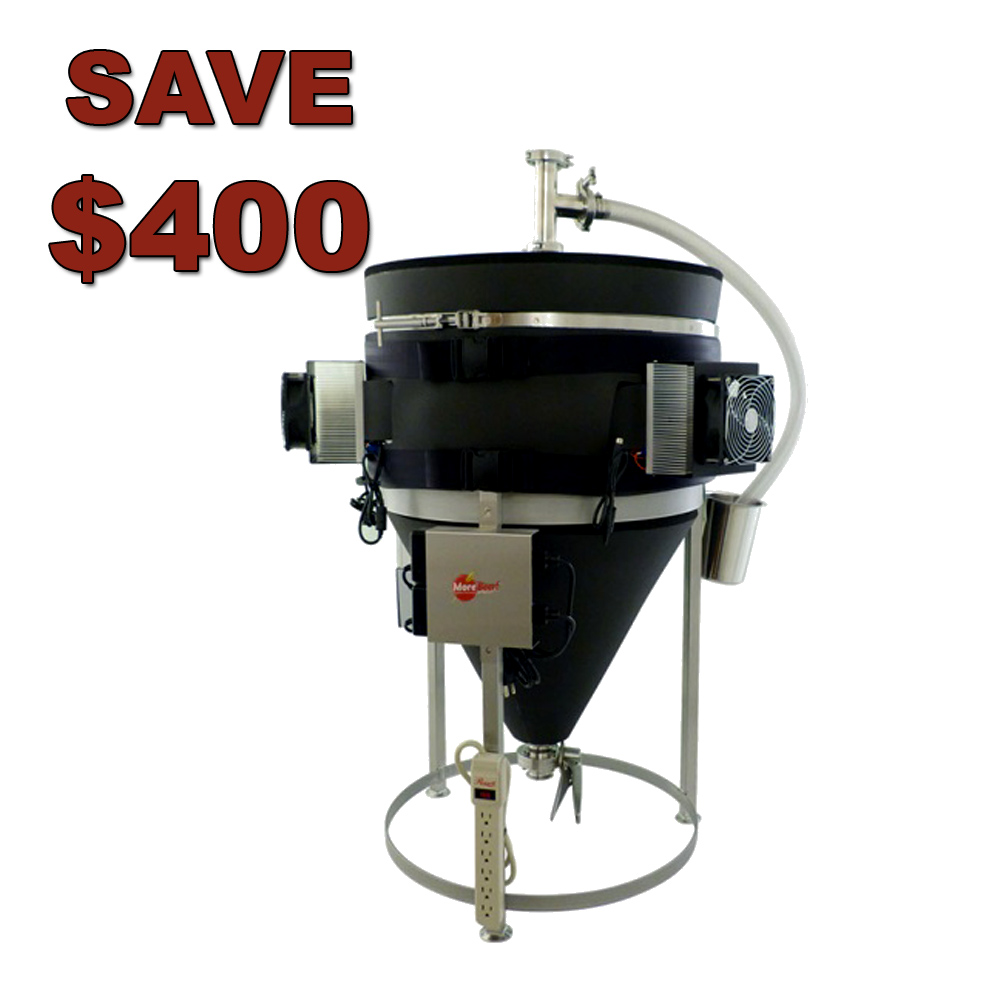 Save $400 On A Temperature Controlled Conical Fermenter Coupon Code