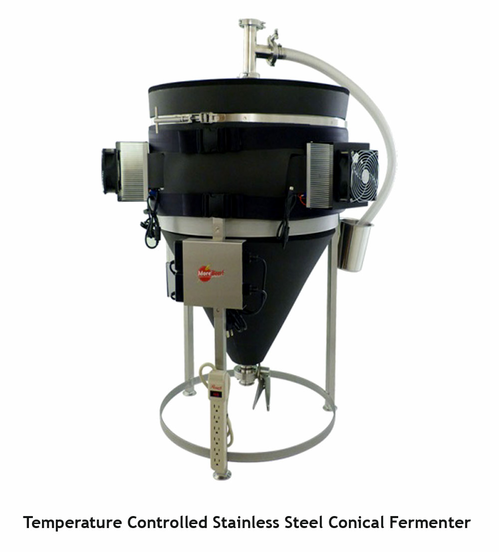 Save $450 On A Stainless Steel 27 Gallon Temperature Controlled Conical Fermenter Coupon Code