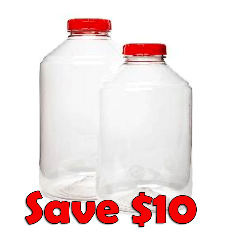 Save $10 On Two Wide Mouth Fermenters Coupon Code