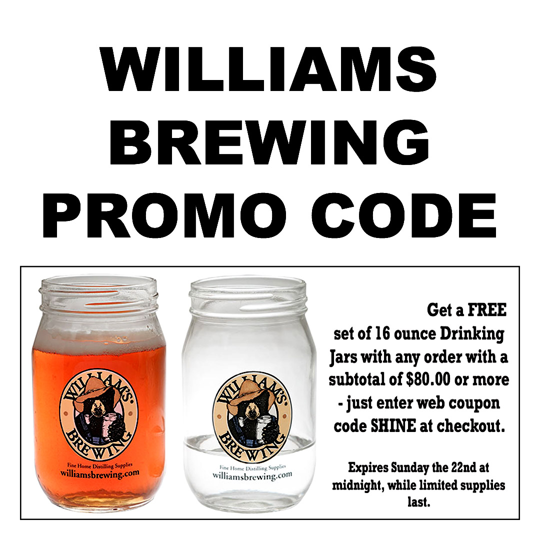 Get a FREE Drinking Jar With A $80+ Purchase Coupon Code