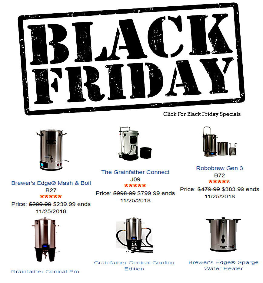 Williams Brewing Save Big At Williams Brewing On Electric Homebrewing Systems! Coupon Code