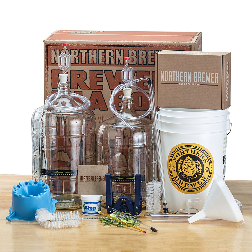 Buy a Deluxe Brewing Starter Kit, Get a FREE Smashing Pumpkin Ale Beer Kit Coupon Code