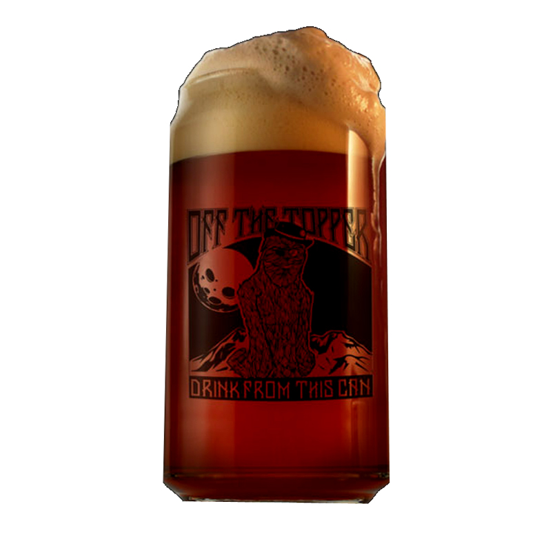 Free Glass with Every Off the Topper Beer Kit Purchase Coupon Code