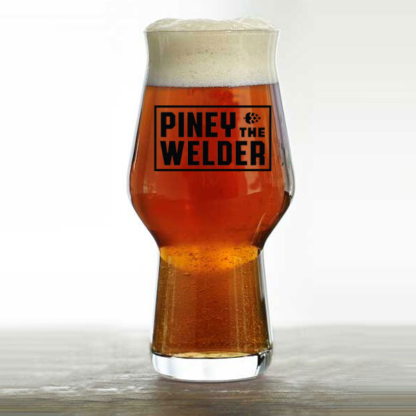 Free Pint Glass With Purchase of a Piney the Welder Beer Kit Coupon Code