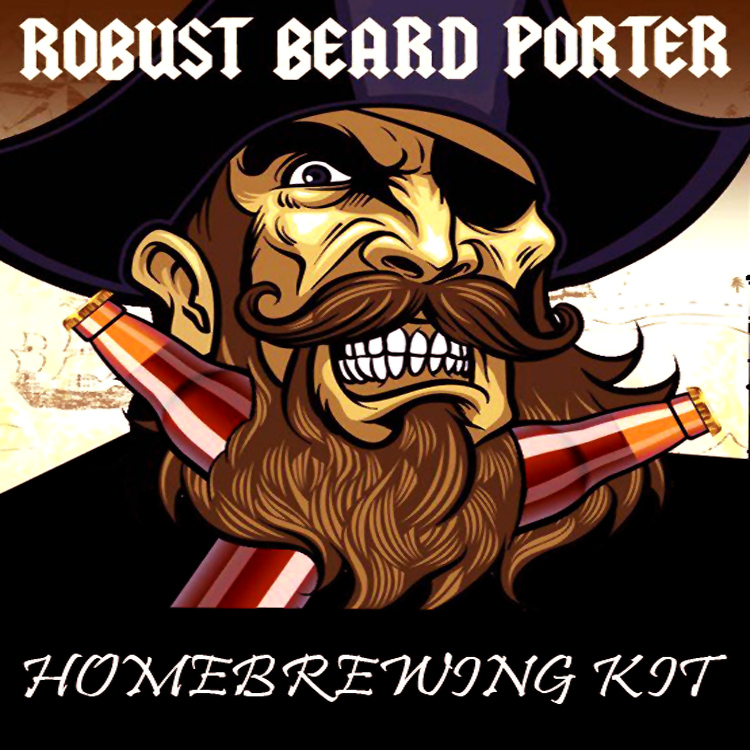 Robust Porter Homebrewing Kit $24 Promo Codes