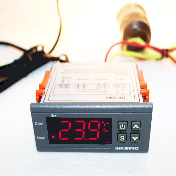 Homebrewing Temperature Controller for $12 Coupon Code